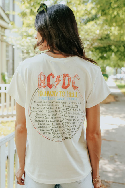 Daydreamer AC/DC Highway to Hell Tee