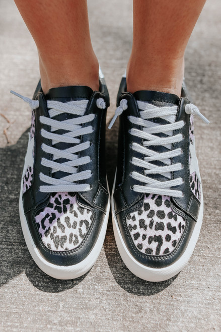 Vintage Havana Sheva Leopard Sneakers