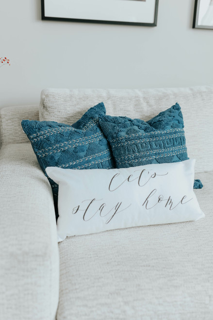 """18"""" X 18"""" Tufted Pillow Cover"""