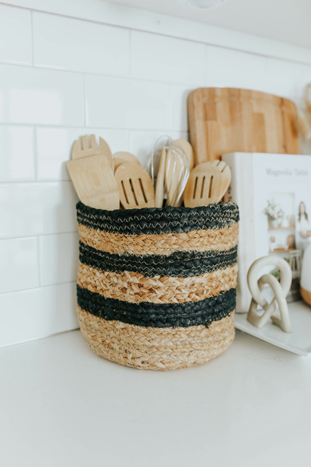 Striped Jute Planter