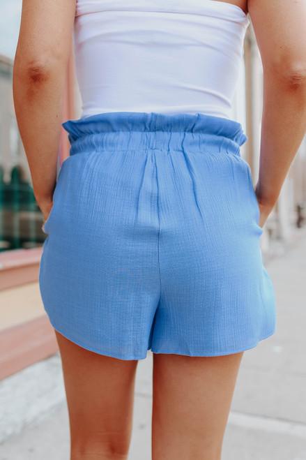 Smooth Sailing Paperbag Shorts