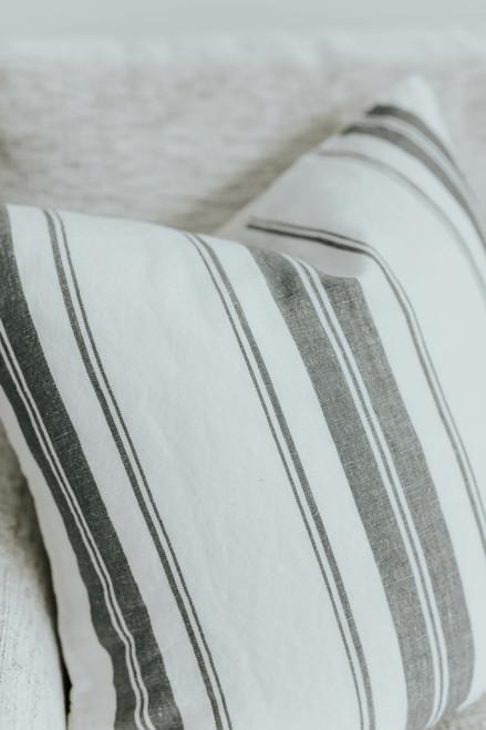 "20"" X 20"" Cabana Stripe Pillow Cover"