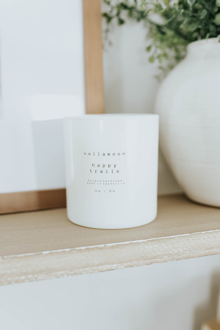 Nellamoon Happy Trails Soy Candle