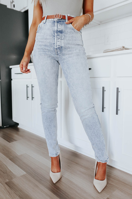Free People Zuri Lived In Mom Jeans