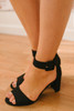 Chinese Laundry Rumor High Heels - Black - FINAL SALE