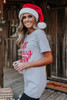 I  Am Freaking Merry Graphic Tee - Heather Grey