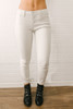 Downtown Seattle Skinny Jeans - Sand - FINAL SALE