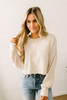 Free People Denver Long Sleeve Top - Sand - FINAL SALE