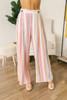 Rainbow Connection High Waisted Pants - Rainbow Multi