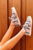 Rocket Dog Etty Stripe Beach Sneakers - Rainbow  - FINAL SALE