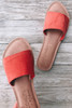 Matisse by Coconuts Cabana Slides - Coral - FINAL SALE