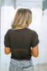 Free People Parker Bodysuit - Black Combo