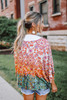 Wanderlux Cavan Tie Kimono - Moorish Lanterns