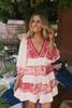 Free People My Love Mini Dress - Pink