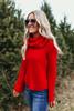 BB Dakota Love Actually Sweater - Bright Red
