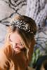 Top Knot Leopard Headband - Brown Multi
