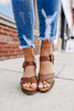 Chinese Laundry Best Known Camel Wedges