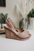 Chinese Laundry Booming Nude Wedges