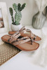 Chinese Laundry Solar Snakeskin Sandals