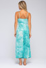 Sadie & Sage Ay Amor Aqua Maxi Dress