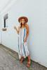 Sadie & Sage Streets of Havana Striped Maxi