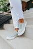 Gypsy Jazz Mallory Grey Sneakers