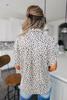 Button Down Leopard Shirt