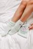 Namaste in Bed CBD Mint Cozy Socks