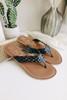 Beach by Matisse Make Waves Black Sandals