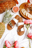 Beach by Matisse Coastal Gold Sandals