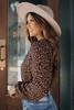 BB Dakota Wild Nothings Leopard Top