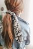 Stay Wild Snakekin Hair Tie Scrunchie