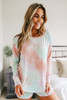Sweet Dreams Tie Dye Pullover