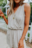 Surplice French Terry Cheetah Romper