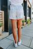 Sweet Camo Drawstring Lounge Shorts