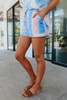 Sweet Tart Tie Dye Lounge Shorts