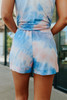 Sweet Tart Tie Dye Lounge Shorts