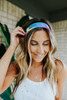 Ocean Avenue Rainbow Tie Dye Headband