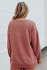 Soft Brushed Cozy Pullover