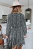 Bradshaw Leopard Flounce Dress