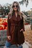 Harvest Market Tie Waist Coat