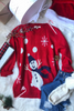 Snowman Christmas Sweater - PRE-ORDER (SHIPS 11/25)
