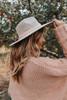 Bakersfield Belted Wide Brim Hat