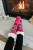 Holidaze Sherpa Socks