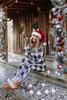 Christmas Morning Ivory Plaid Pajama Set