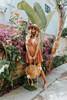 BB Dakota Sunny Disposition Floral Dress