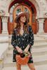 Free People Winter Sun Printed Dress