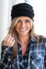 Knit Beanie - Black - FINAL SALE