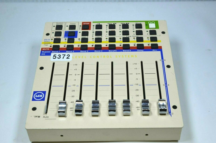 LCS Cue Mixer -5370 -5371 -5372 (One)