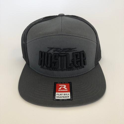 ZRP Tree Hustler Snapback Hat - Charcoal / Black